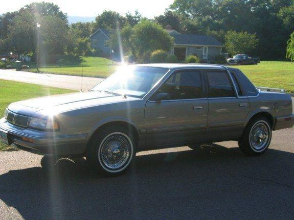 Oldsmobile Cutlass Ciera LS