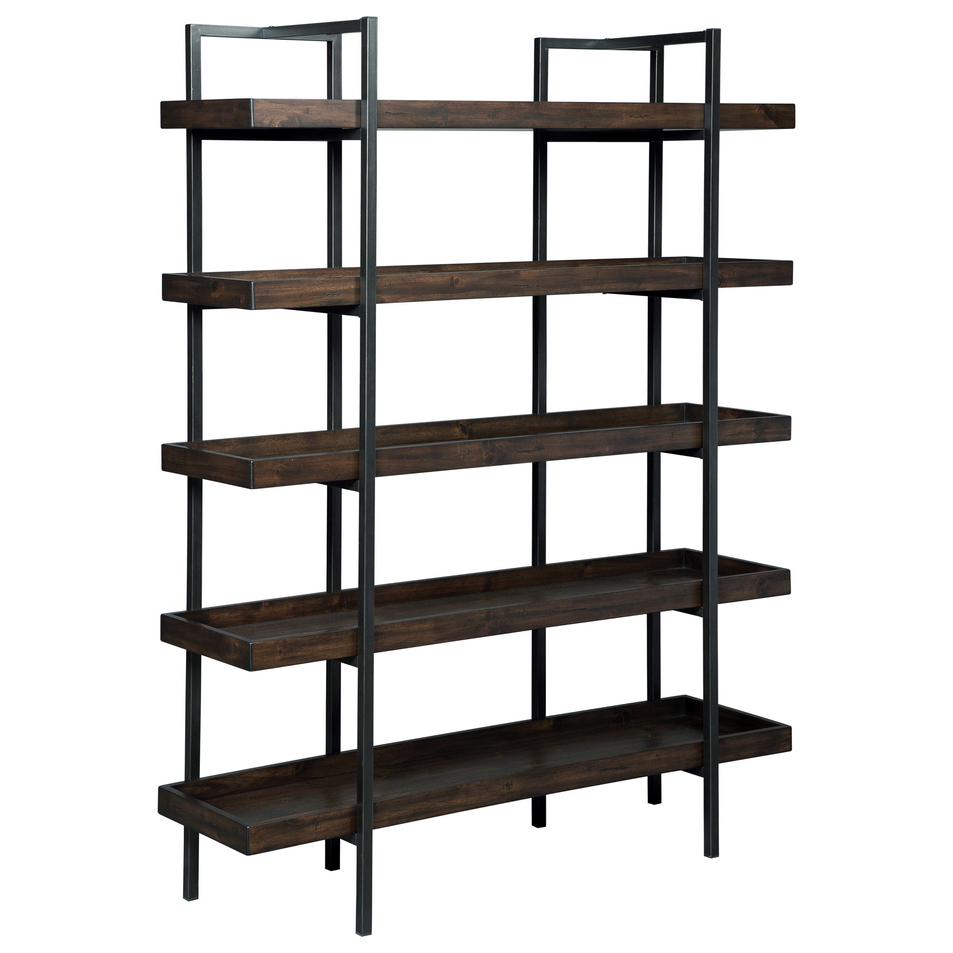 Starmore Bookcase By Signature Design Ashley Furniture Vs Crate And Barrel Becket Shelves