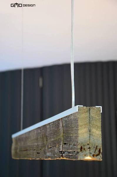 The Design Walker — Lamp RIFT GMO Design luminaire bois Wood