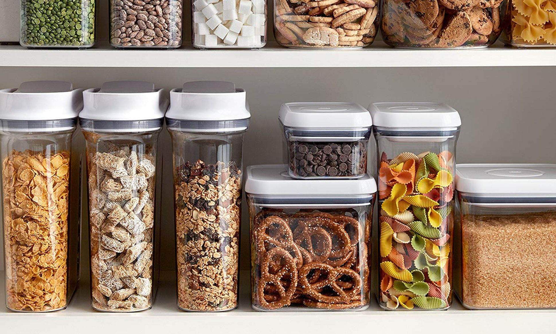 This Cheap Pantry Staple Will Keep Your Snacks & Cereals