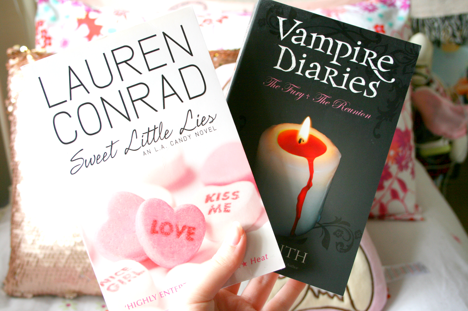 Keep Dreaming || Books I'm Reading This October