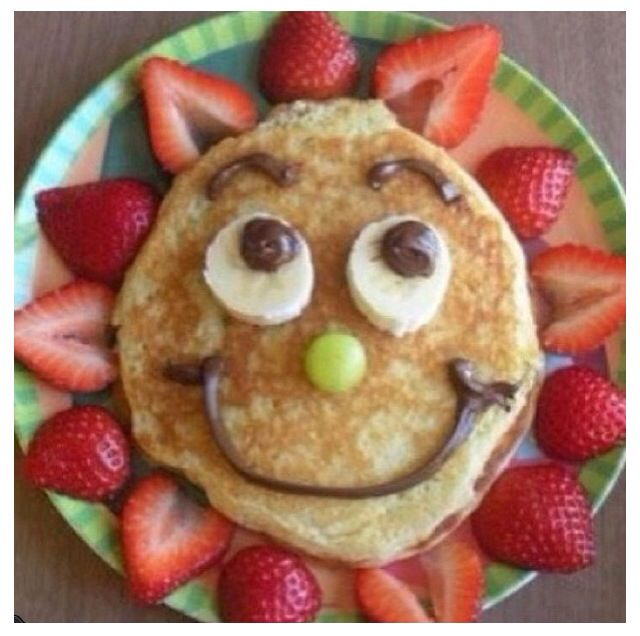 don t forget your breakfast or lunch sunny pancakes cute and so kid friendly