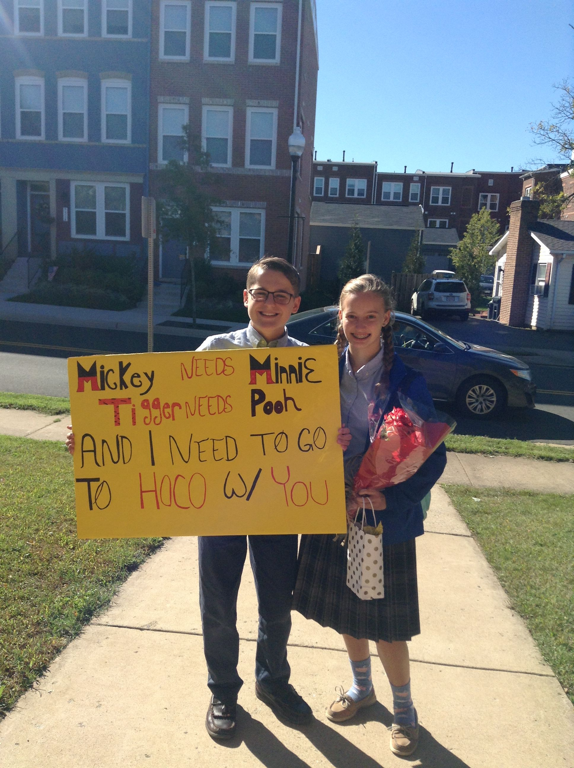cute homecoming proposal prom homecoming proposals pinterest