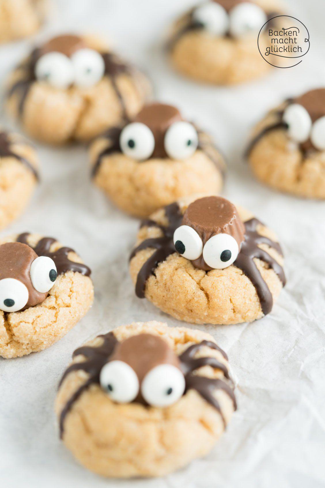 SpinnenCookies Rezept (mit Bildern) Desserts ohne