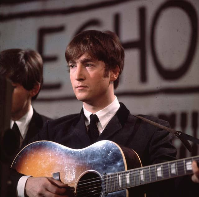 Across The Universe Of John Lennon In 39 Pictures