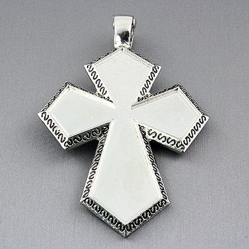 Cross pendant approximately 325 in height magnetic clasp closure cross pendant approximately 325 in height magnetic clasp closure fashion jewelry wholesale aloadofball Choice Image