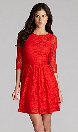 976005ec826 Gianni Bini Gavin Lace Dress