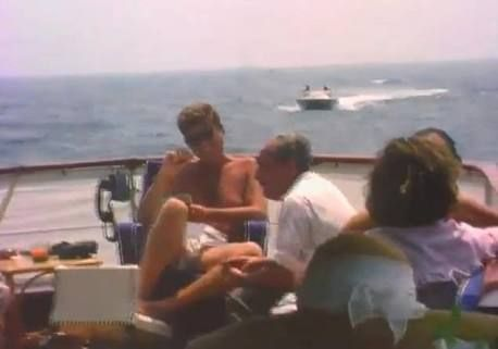 jfk in boat - Google Search