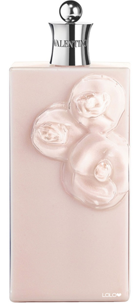 Valentino 'Valentina' Satin Floral Body Lotion Wedding