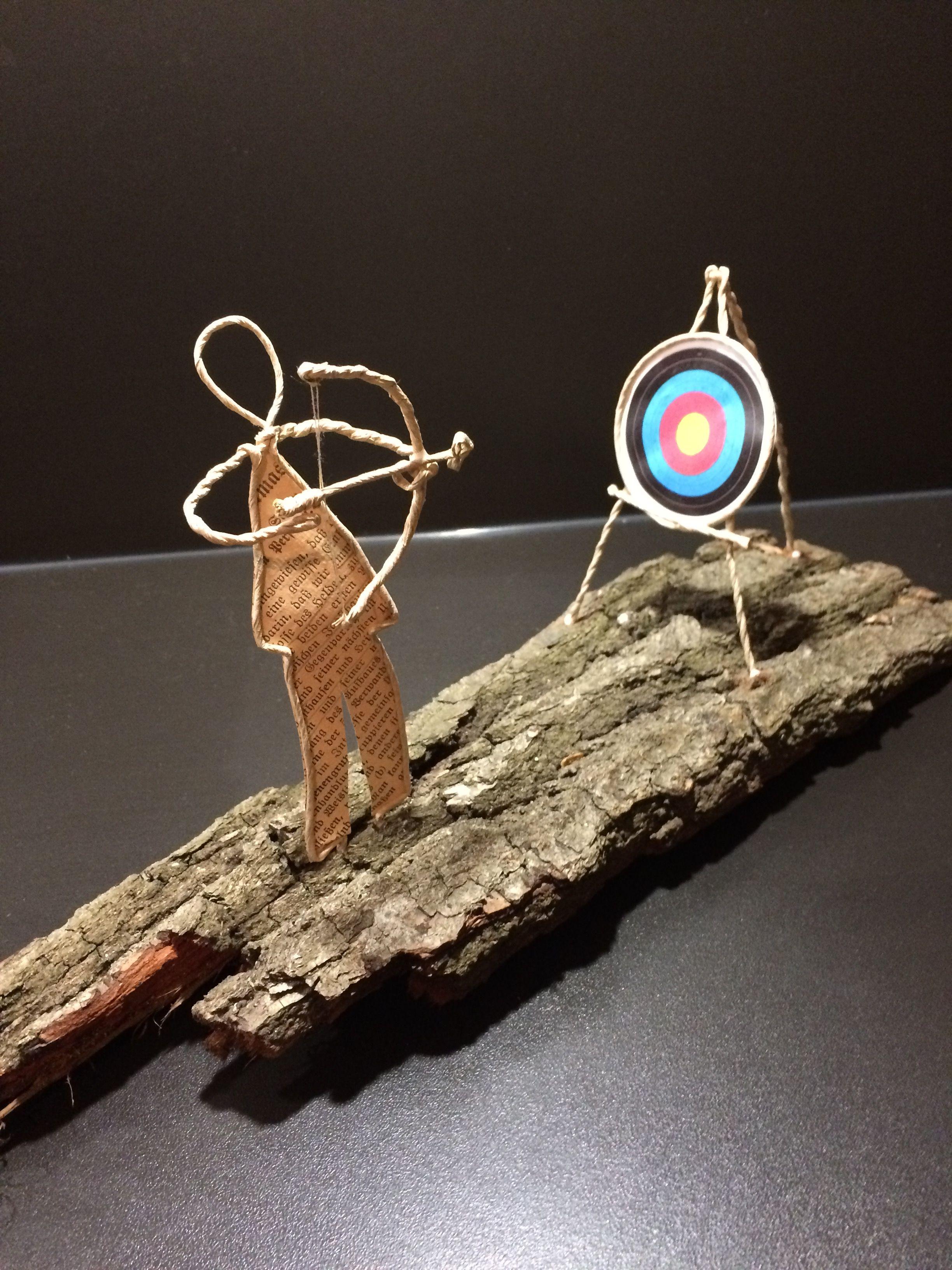 Pin von Alex auf Papierdrahtfiguren | Pinterest | Drahtfiguren ...