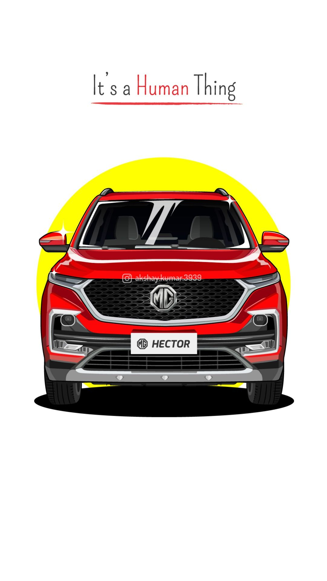The Internet Connected Car Mg Hector For More Such Indian Cars Vector Artworks Follow My Instagram Page Akshay Kumar 3939 Hector Car Vector