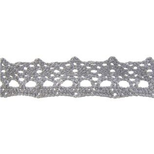 Gray Lace Doily Ribbon 3 8 X 4 99 With Images Lace Doilies