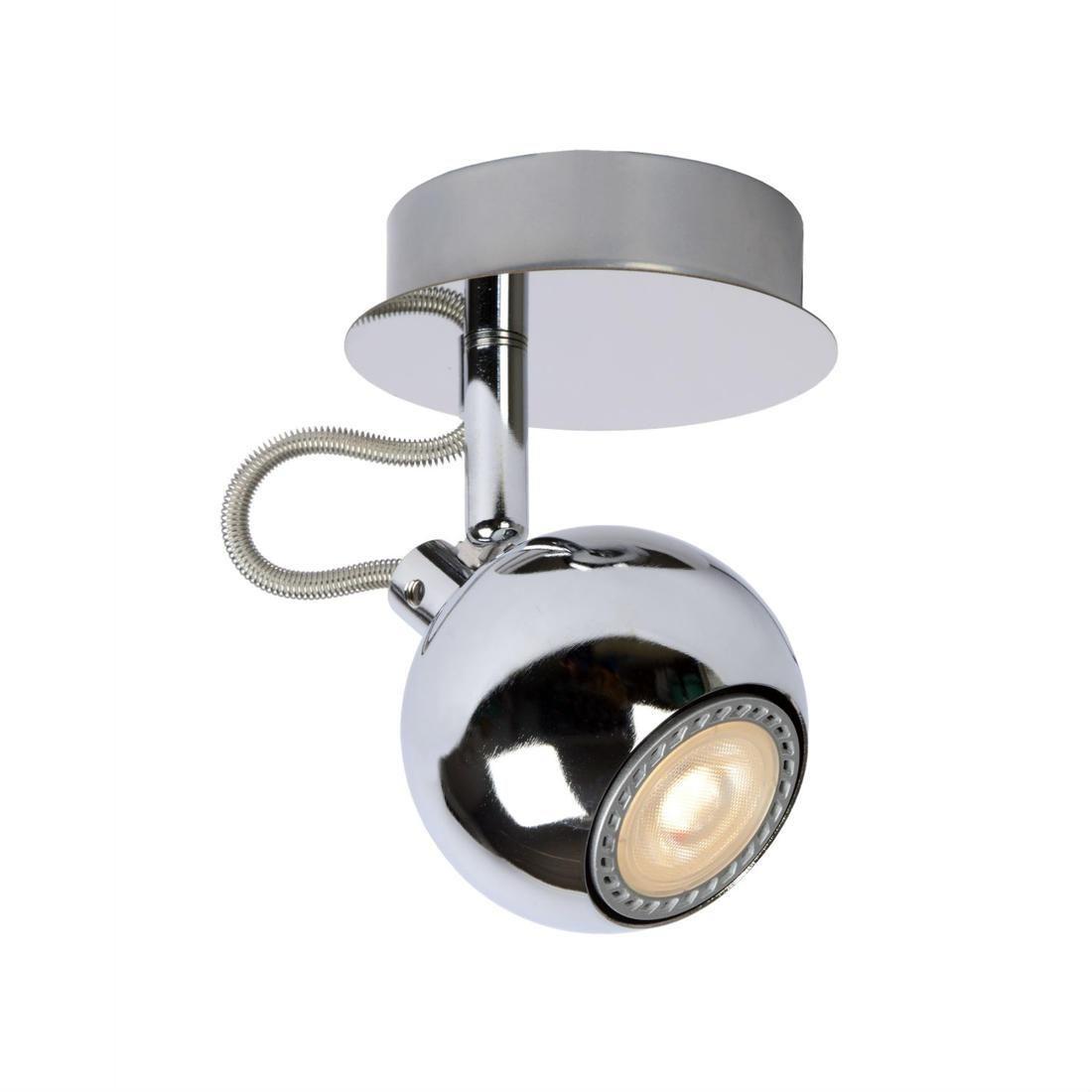 Spot LED Métal Chrome L15cm ET