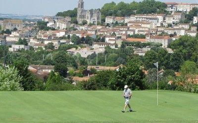 Angoulême #Golf Club, une diversité sur ce parcours qui vous plaira obligatoirement.