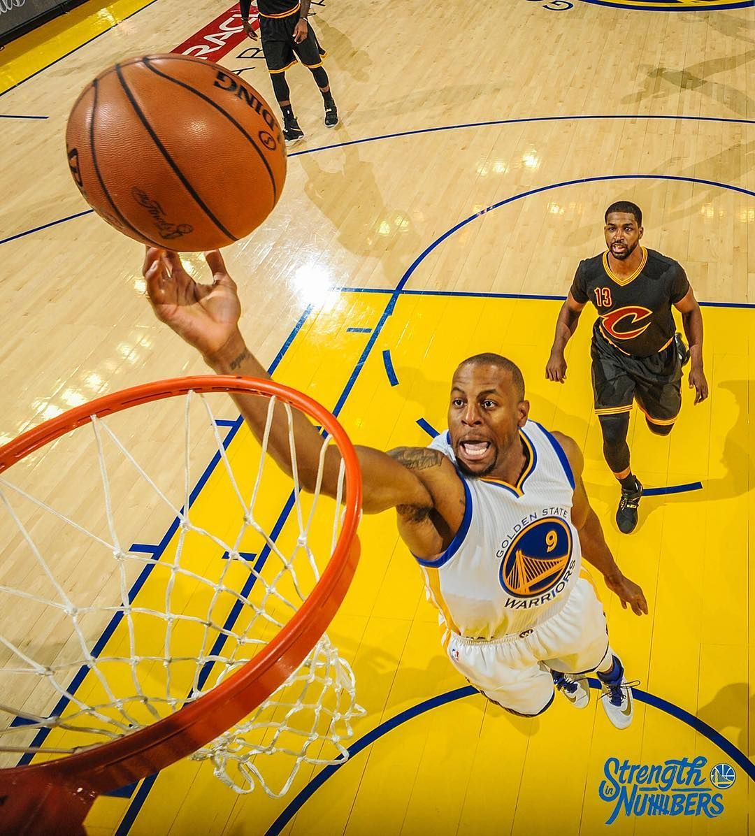@andre  Finals 2016 Game 5