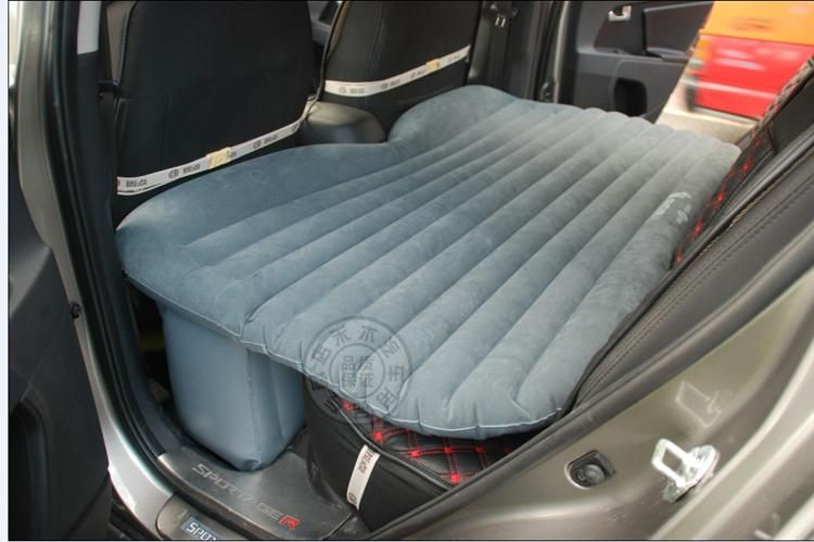 Inflatable Car Bed Amazing I Want One Inflatable Car Bed Car Mattress Car Bed