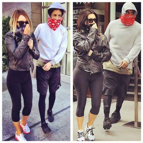 Kim K S Favorite New Instagram Account Kim Kardashian And Kanye Kim And Kanye Street Style Looks