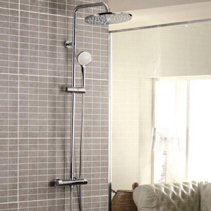 les 25 meilleures id es de la cat gorie colonne de douche sur pinterest colonne douche. Black Bedroom Furniture Sets. Home Design Ideas