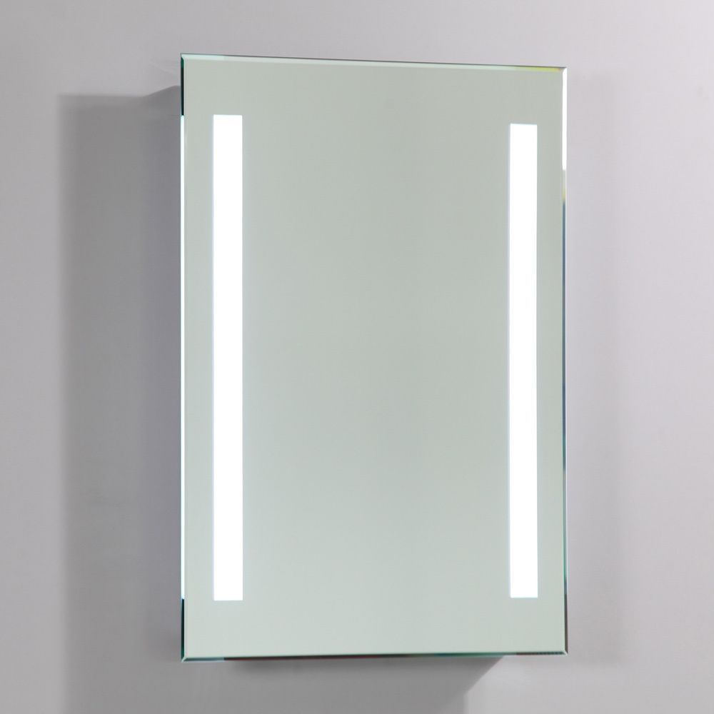 Vanity Art Led Lighted Mirror With Sensor Switch 28 Inches