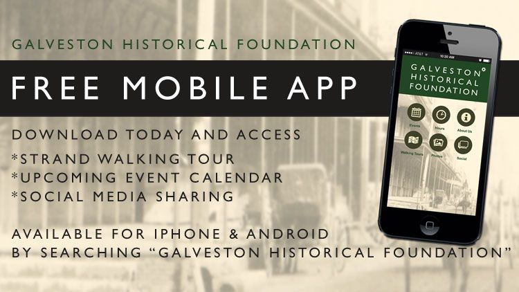Make History With the GHF Mobile App Mobile app