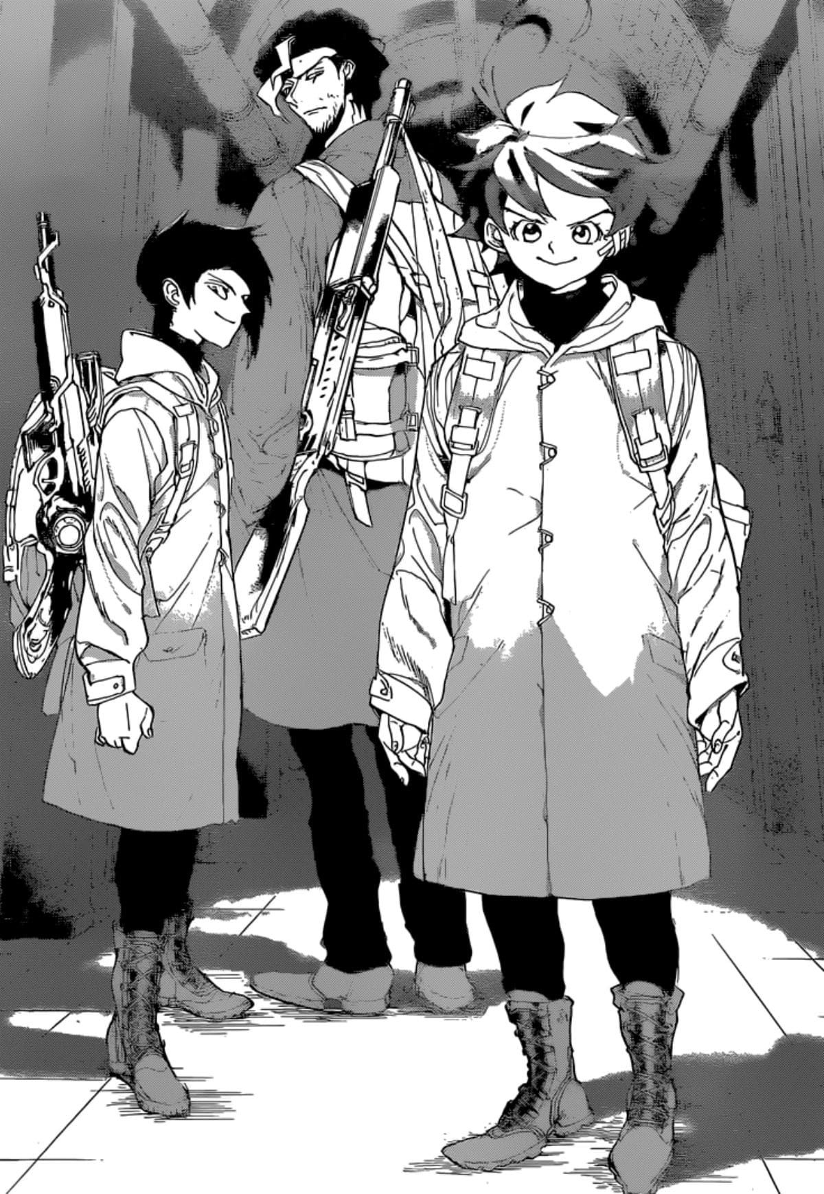 Yakusoku No Neverland - Episode 11 Vostfr : yakusoku, neverland, episode, vostfr, Promised, Neverland, Season, Release, Confirmed, 2020:, Yakusoku, Manga, Compared, Anime, [Spoilers], Neverland,, Manga,