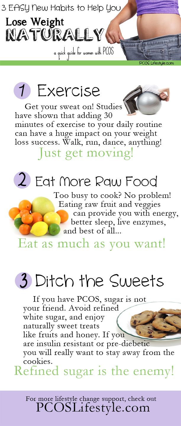 Best health tips for pcos