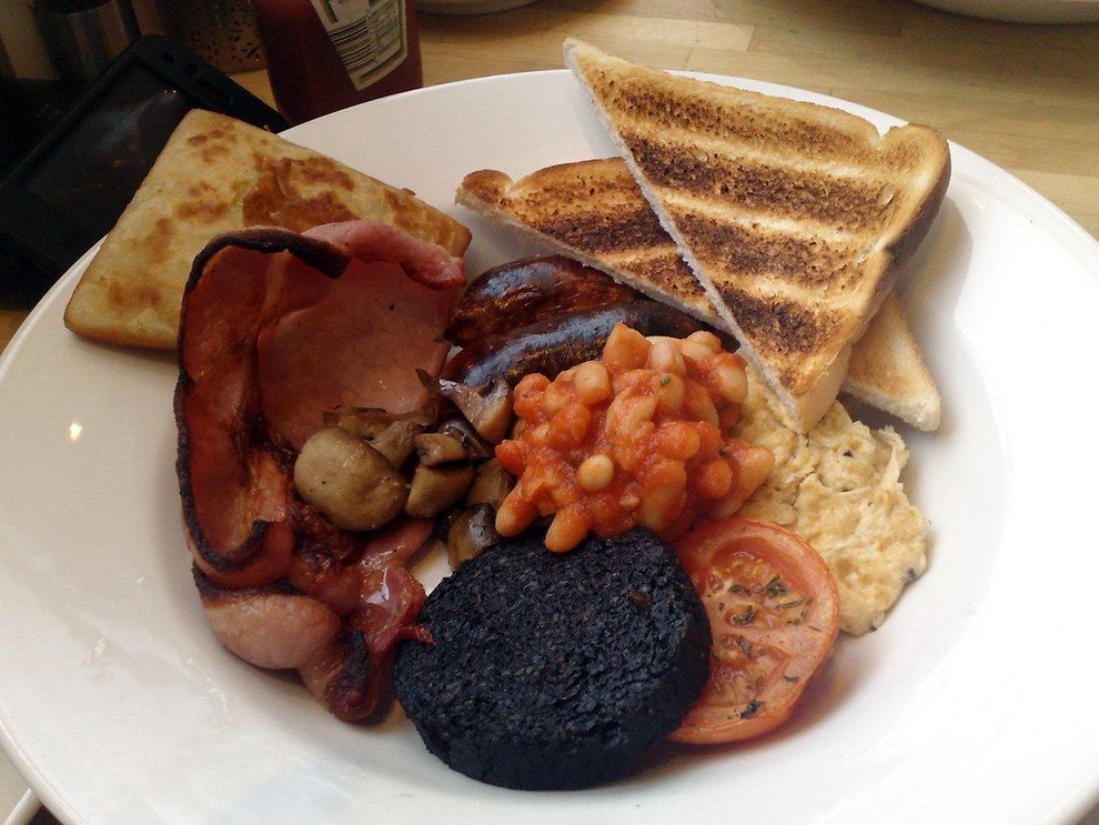…or your weekly Sunday brunch from Toast in Marchmont.   53 Reasons Living In Edinburgh Ruins You For Life