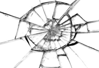 Find out how to safely create custom shattered glass