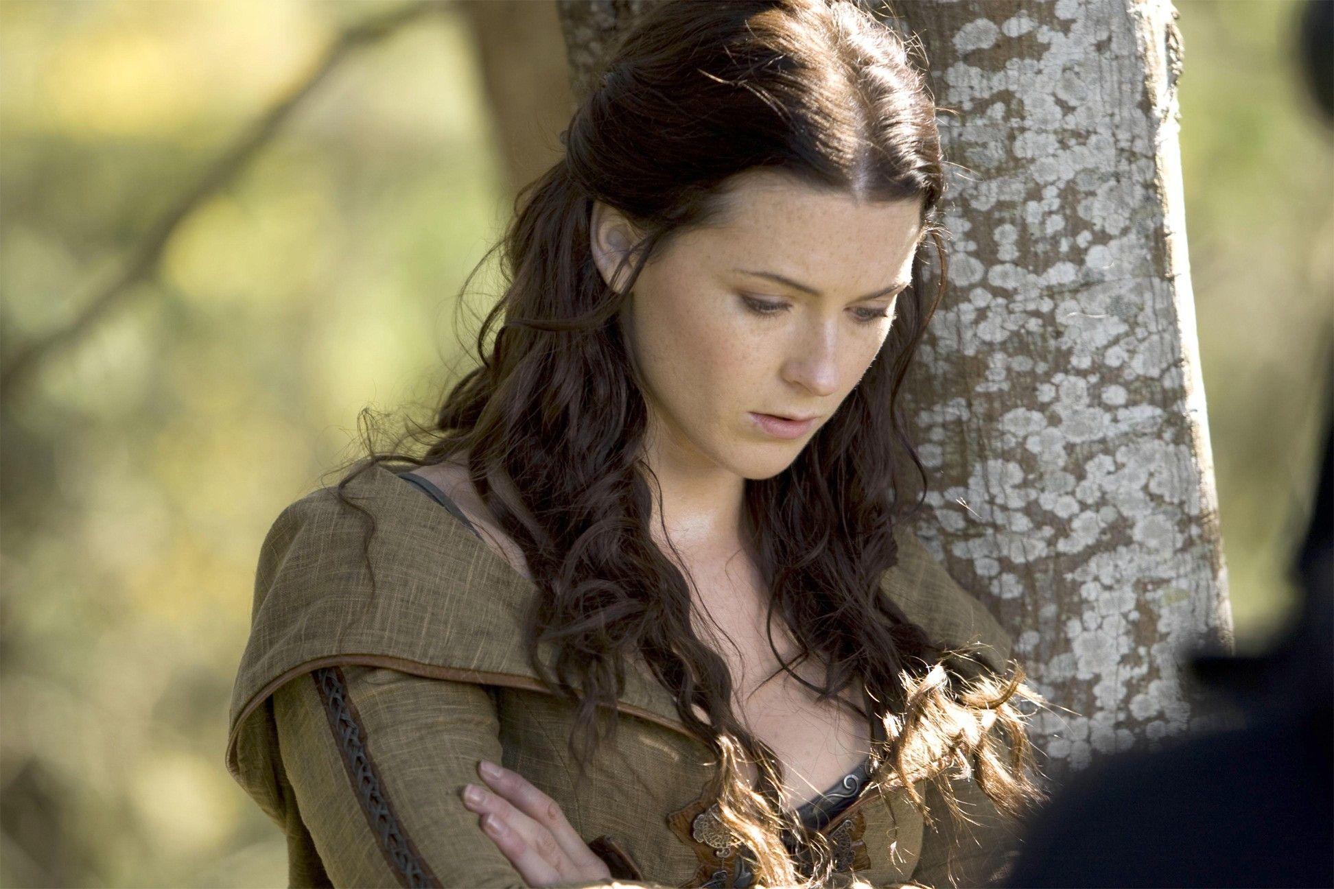 kahlan amnell | Legend of the Seeker | Bridget regan ...