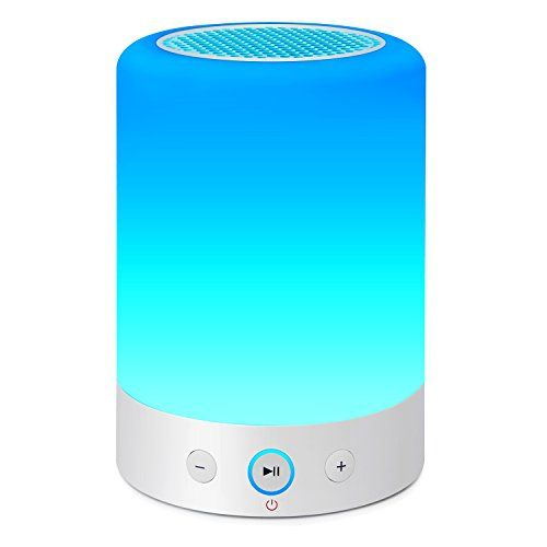 Portable Bluetooth Speakers V4 0 Wireless Speakers Stereo 3d Surround Smart Touch Lamp Bluetooth Speakers Portable Wireless Speakers Bluetooth Handsfree Phone