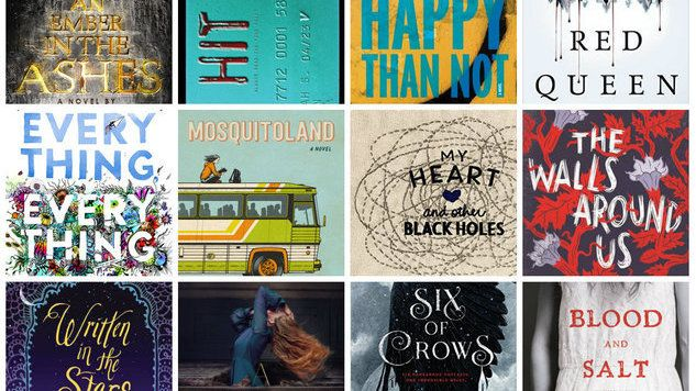 The 30 Best Young Adult Books Of 2015  Ya Books, Best -3632