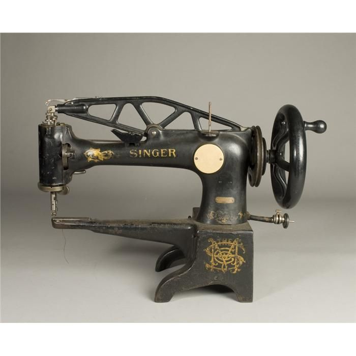 ANTIQUE SINGER SEWING MACHINES Sewing Machines And Accessories Adorable Antique Singer Leather Sewing Machine
