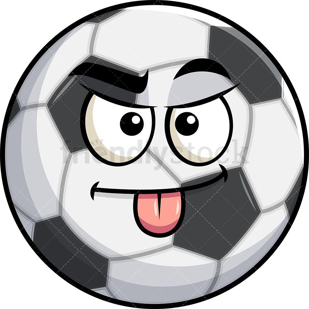 Smileys Emojis Soccer Ball Futbol Smiley Emoji Lustiger Smiley Mittwoch Bilder Lustig