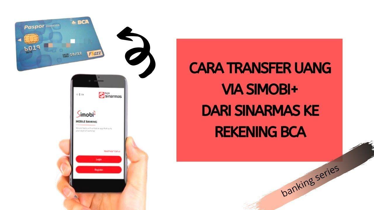Aplikasi Transfer Uang Bank Mandiri