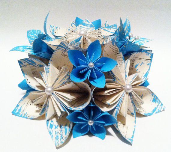 Origami Bird Branch Wedding Centerpieces – A Wedding Blog   507x570