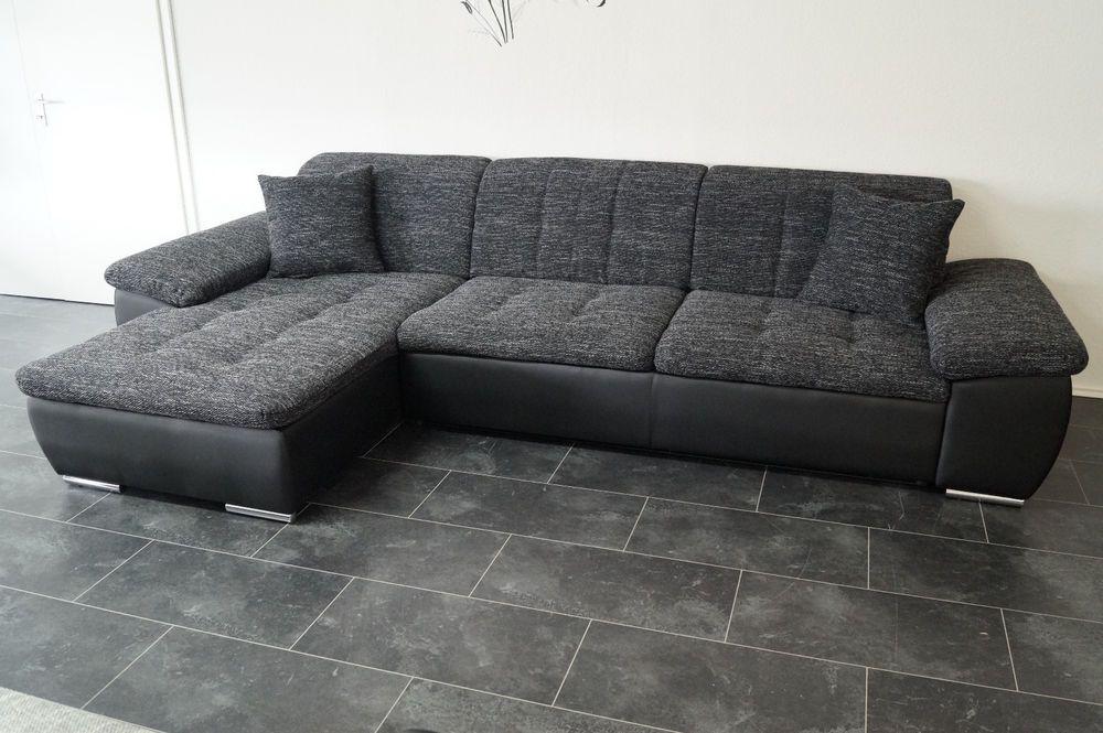 www.sofa-fabrikverkauf.de SOFA COUCH ECKCOUCH Wohnlandschaft ...