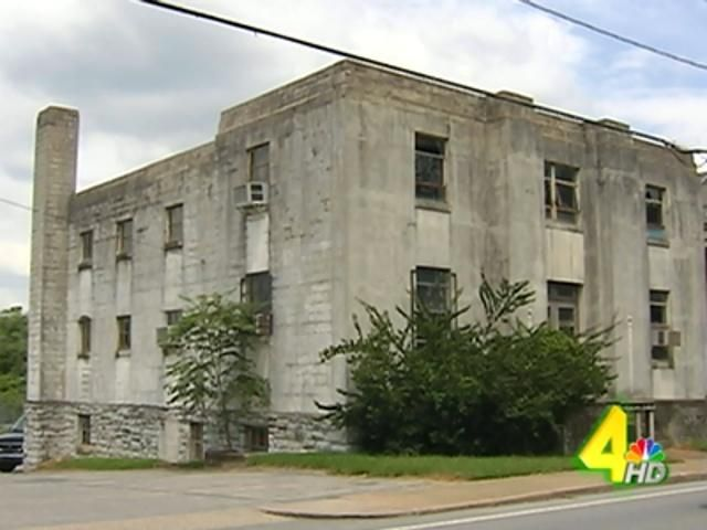 old jail.