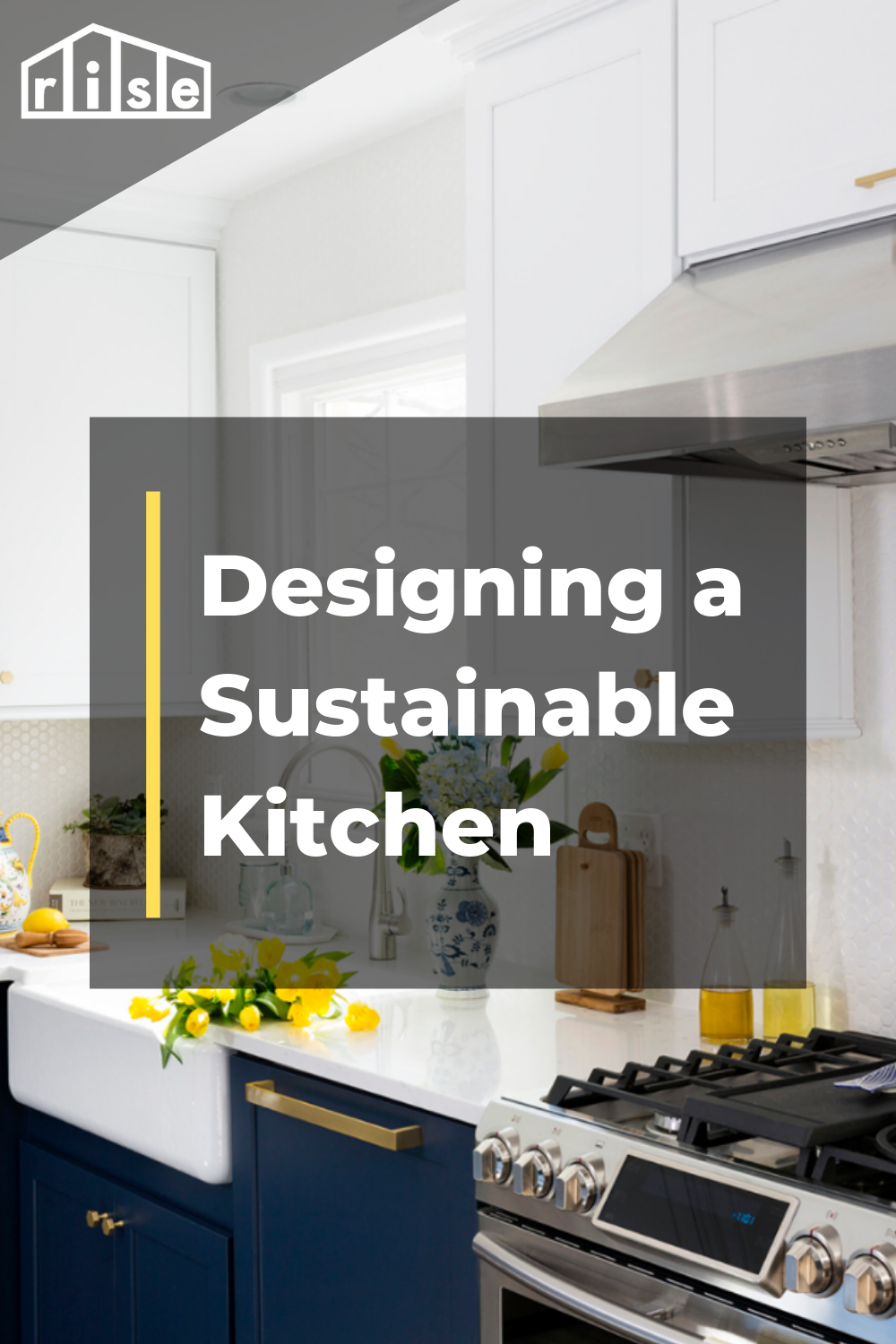 Designing A Sustainable Kitchen Rise Stories Sustainable Kitchen Simple Kitchen Kitchen