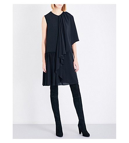STELLA MCCARTNEY Emmanuelle Silk-Chiffon Dress. #stellamccartney #cloth #dresses