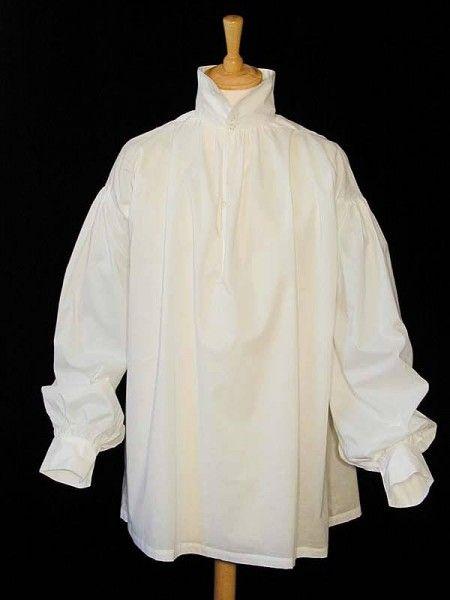 Cotton Lawn Regency/Georgian Men's shirt GcqnSql