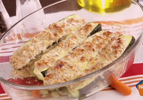 """Calabacines Con Salsa De Nueces"" en Nestlé Cocina #recetas #nestlecocina #menuplanner #cocina"