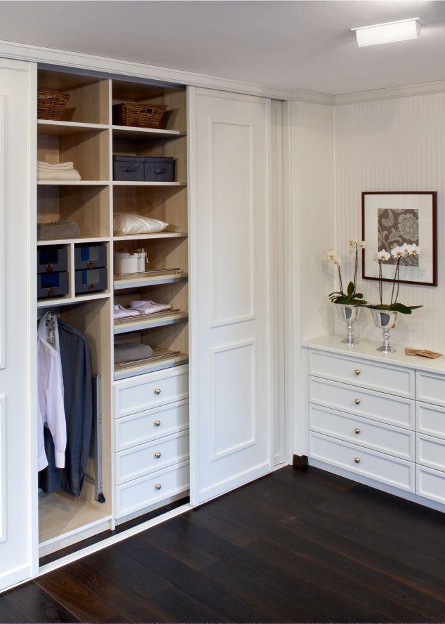 Kleiderschrank Maßanfertigung Landhausstil | Giyinme odalari ...