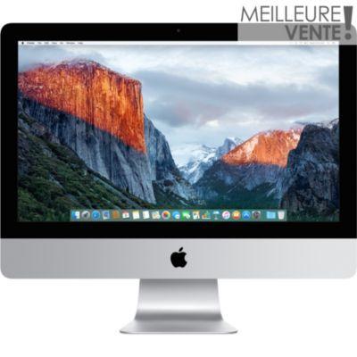iMac - Mac mini - Mac pro Ordinateur Apple IMAC 21.5'' i5 1.6GHZ 8Go 1To Fusion…