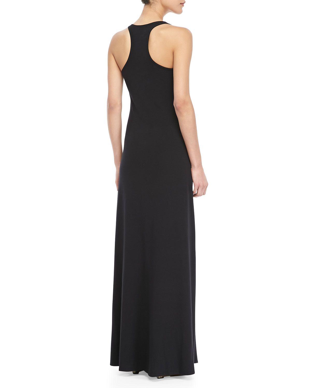 Splendid Racerback Jersey Maxi Dress - Neiman Marcus ...