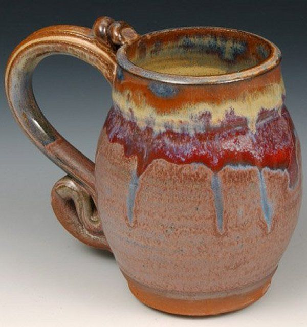 Coyote Red Gold Really Red And Eggplant In That Order By Diane Botham Ceramic Glaze Recipes Glazes For Pottery Pottery