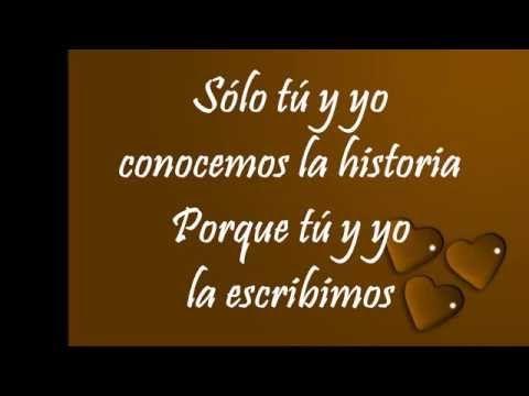 Youtube Letras De Canciones Románticas Canciones Románticas Canciones De Amor