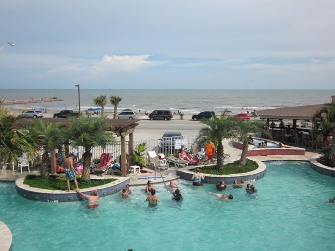 Gaido S Seaside Galveston Beach View Hotel