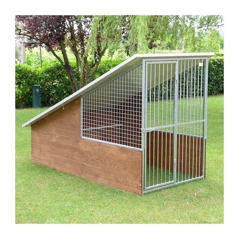 Dog Kennel Mod Labrador Dog Kennel Kennel Ideas Outdoor Cheap