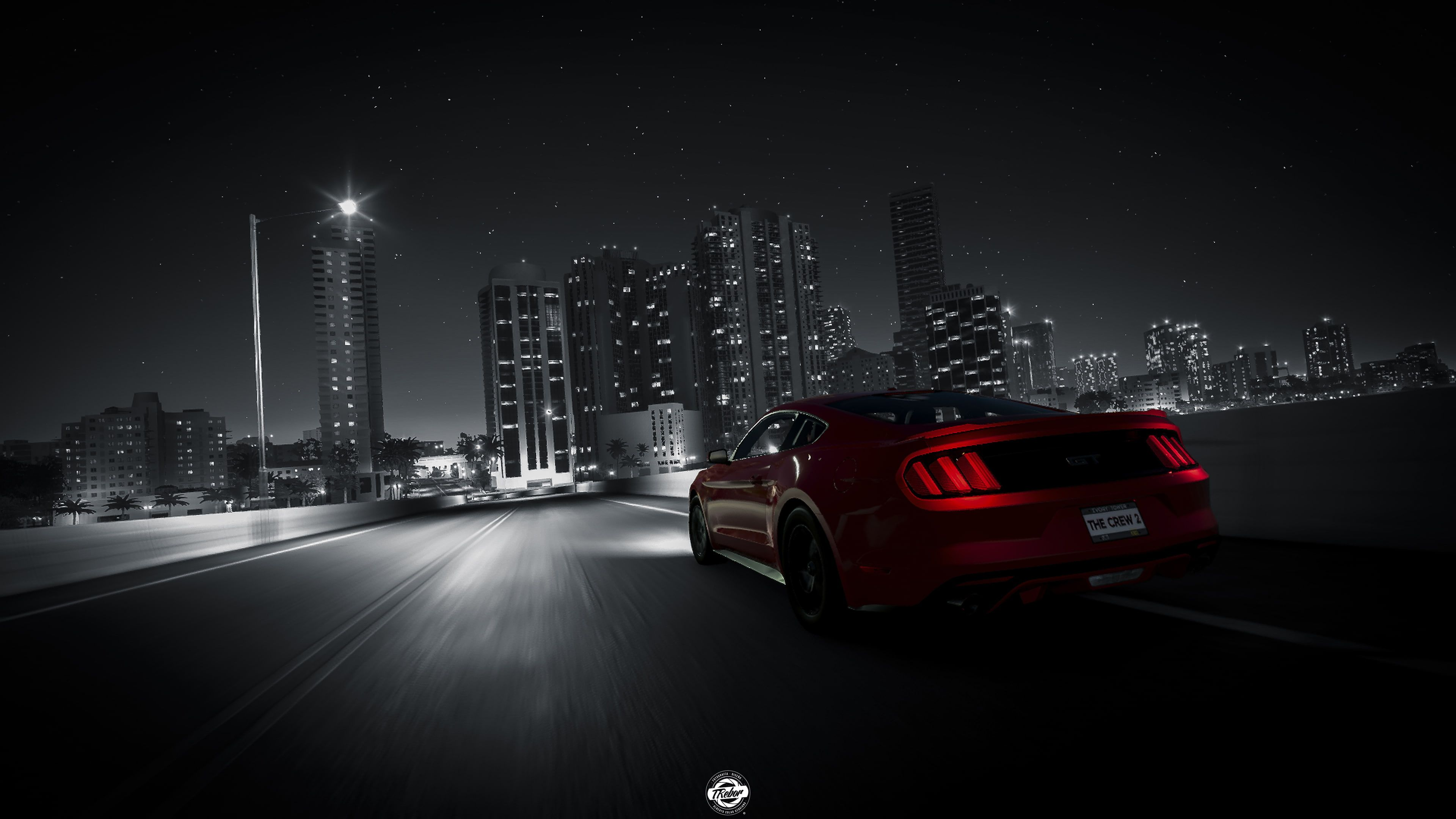 The Crew 2 The Crew Games Pc Games Xbox Games Ps Games 4k Hd Ford Mustang 4k Wallpaper Hdwallpaper Desk Ford Mustang Wallpaper Mustang Wallpaper Mustang