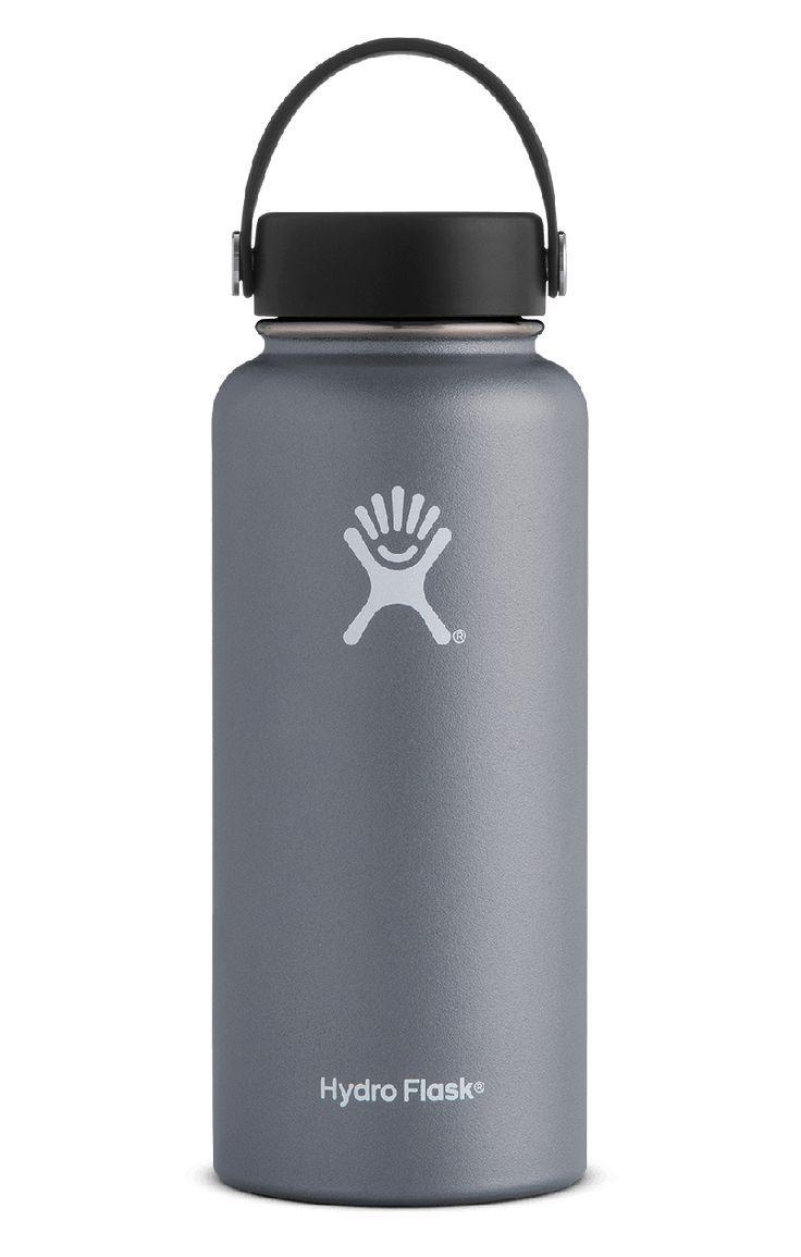 32 Oz Wide Mouth Hydro Flask Water Bottle Flask Water Bottle Insulated Bottle